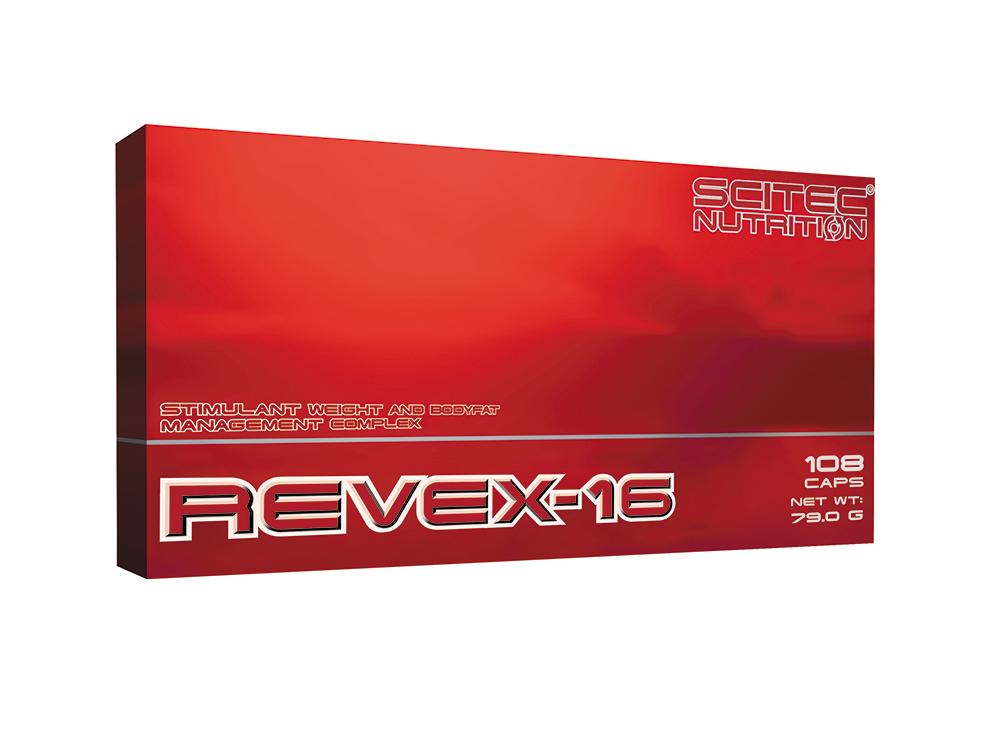 Scitec Nutrition Revex-16 108 kaps