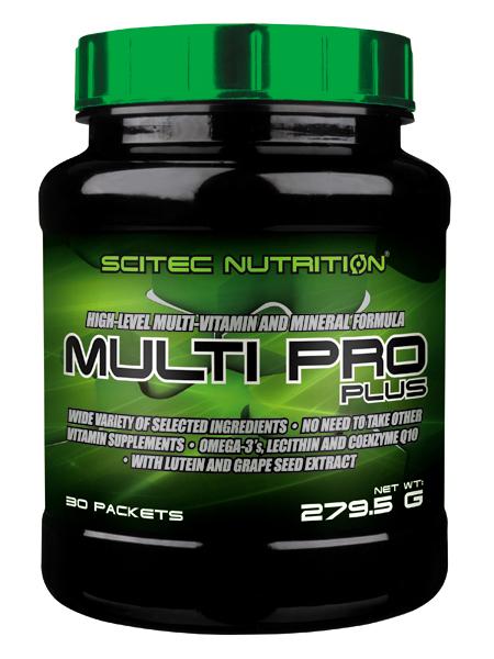 Scitec Nutrition Multi-Pro Plus 30 bal.